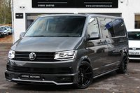 USED 2018 68 VOLKSWAGEN TRANSPORTER T6 Kombi 2.0 BiTDI 204PS LWB Highline BMT EU6 7 Speed DSG Sport X HUGE SPEC WITH CORNE MOTORS FULL SPORT X STYLING PACK