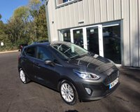 USED 2018 67 FORD FIESTA 1.0 TITANIUM ECOBOOST (100PS) NEW MODEL THIS VEHICLE IS AT SITE 2 - TO VIEW CALL US ON 01903 323333