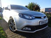 2014 MG 6 1.8 TSE GT DTI 5d 150 BHP £5989.00