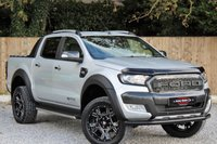 USED 2018 18 FORD RANGER 3.2 WILDTRAK 4X4 DCB TDCI 1d AUTO 200 BHP PRICE IS PLUS VAT. PCP FINANCE AVAILABLE. SMC ARMOURED EDITION STAGE 2.