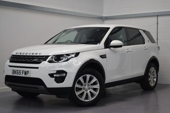 2015 LAND ROVER DISCOVERY SPORT 2.0 TD4 SE TECH 5d AUTO 180 BHP £23590.00