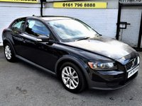 USED 2007 57 VOLVO C30 1.6 S 3d 100 BHP * FREE DELIVERY AND WARRANTY *