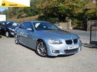 2009 BMW 3 SERIES 2.0 320I M SPORT 2d 168 BHP £6695.00