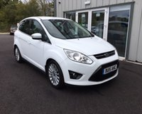 USED 2015 15 FORD C-MAX 1.0 TITANIUM ECOBOOST 125 BHP THIS VEHICLE IS AT SITE 1 - TO VIEW CALL US ON 01903 892224