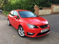 2013 SEAT IBIZA 1.2 TSI FR 5d 104 BHP PLEASE CALL TO VIEW £6950.00