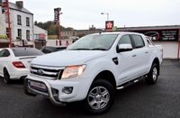 2014 FORD RANGER 3.2 LIMITED 4X4 DCB TDCI 4d 197 BHP £SOLD