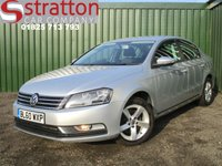 USED 2011 60 VOLKSWAGEN PASSAT 1.6 S TDI BLUEMOTION TECHNOLOGY 4d 104 BHP High Quality hand picked cars by Stratton Car Company Uckfield Sussex - 01825 713 793