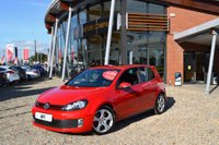 2011 VOLKSWAGEN GOLF 2.0 GTI DSG 3d AUTO 210 BHP FULL LEATHER PACK + F+R PARKS  £12995.00