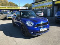 2013 MINI COOPER 1.6 COOPER S 3 DOOR 184 BHP IN METALLIC BLUE WITH ONLY 30000 MILES IN IMMACULATE CONDITION £9799.00
