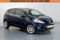 USED 2011 11 FORD FIESTA 1.6 TITANIUM 5d 118 BHP Finance Available In House
