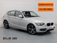 USED 2014 14 BMW 1 SERIES 2.0 116D SPORT 5d 114 BHP Call us for Finance