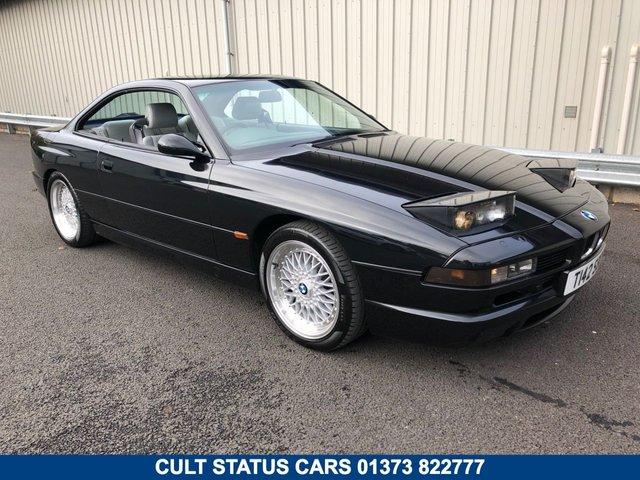 1999 T BMW 8 SERIES 4.4 V8 840CI SPORT COUPE AUTO 282 BHP