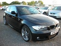 2011 BMW 1 SERIES 2.0 116D PERFORMANCE EDITION 3d 114 BHP £5000.00