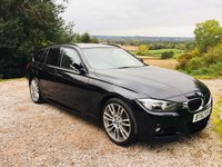 USED 2013 62 BMW 3 SERIES 2.0 320D M SPORT TOURING 5d AUTO 181 BHP