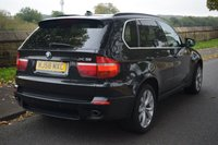 USED 2008 58 BMW X5 3.0 D M SPORT 5d AUTO 232 BHP FULL SERVICE HISTORY, SAT NAV, BLUETOOTH, MEMORY SEATS, 6 CD CHANGER