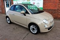 USED 2014 64 FIAT 500 1.2 LOUNGE 3d 69 BHP **15x FIAT 500's NOW IN STOCK**