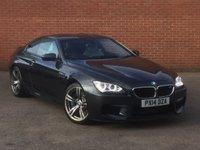 2014 BMW 6 SERIES 4.4 M6 2d AUTO 553 BHP £34995.00