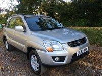 2009 KIA SPORTAGE 2.0 XS CRDI 5d 138 BHP £4775.00