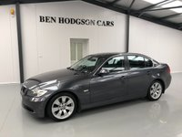 2008 BMW 3 SERIES 3.0 325D SE 4d 195 BHP £4995.00