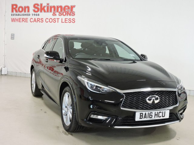 View our 2016 16 INFINITI Q30 (49) 1.5 BUSINESS EXECUTIVE D 5d 107 BHP