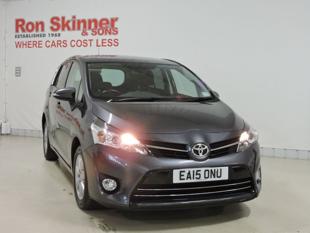 View our 2015 15 TOYOTA VERSO 1.6 D-4D ICON 5d 110 BHP