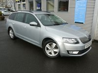 USED 2013 63 SKODA OCTAVIA 1.6 SE TDI CR ESTATE 4X4