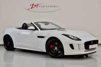USED 2013 13 JAGUAR F-TYPE 5.0 V8 S 2d AUTO 495 BHP BLACK PACK & ACTIVE EXHAUST FRESH JAGUAR SERVICE ON SALE