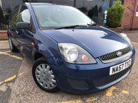 2007 FORD FIESTA 1.2 STYLE CLIMATE 16V 5d 78 BHP £2295.00