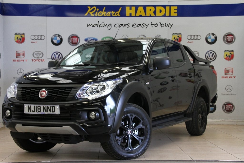 FIAT FULLBACK at Click Motors