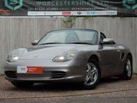 2003 PORSCHE BOXSTER 2.7 SPYDER 2d 228 BHP £7500.00