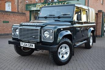 2014 LAND ROVER DEFENDER}