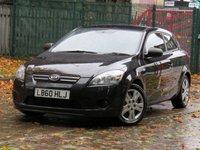 2011 KIA CEED 1.4 PRO CEED 1 3d 89 BHP £2611.00