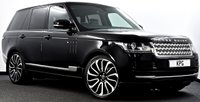 """USED 2015 15 LAND ROVER RANGE ROVER 3.0 TD V6 Vogue 4X4 (s/s) 5dr  Pan Roof, Reverse Cam, 22""""s +"""