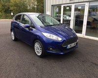 USED 2013 63 FORD FIESTA 1.6 TITANIUM AUTOMATIC THIS VEHICLE IS AT SITE 2 - TO VIEW CALL US ON 01903 323333