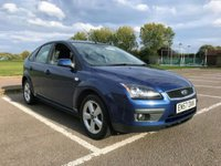 USED 2007 57 FORD FOCUS 1.6 ZETEC CLIMATE 5d 116 BHP