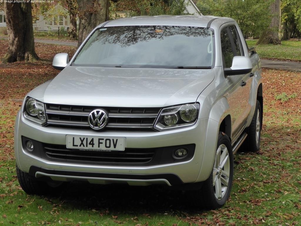 View our 2014 14 VOLKSWAGEN AMAROK 2.0 BiTDI BlueMotion Tech Canyon Per Pickup 4MOTION 4dr