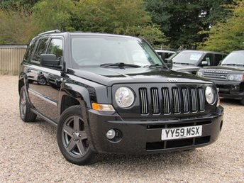 2009 JEEP PATRIOT 2.0 LIMITED CRD 5d 139 BHP £SOLD