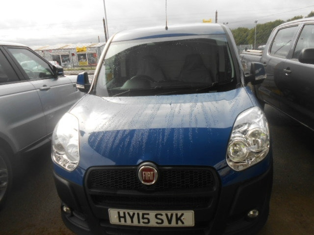 FIAT DOBLO at Click Motors