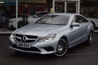 USED 2013 63 MERCEDES-BENZ E CLASS 2.1 E220 CDI SE 2d AUTO 170 BHP FINANCE TODAY WITH NO DEPOSIT