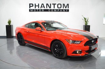 2016 FORD MUSTANG 2.3 ECOBOOST 2d 313 BHP £26990.00