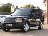 2008 LAND ROVER DISCOVERY 2.7 3 TDV6 HSE 5d 188 BHP