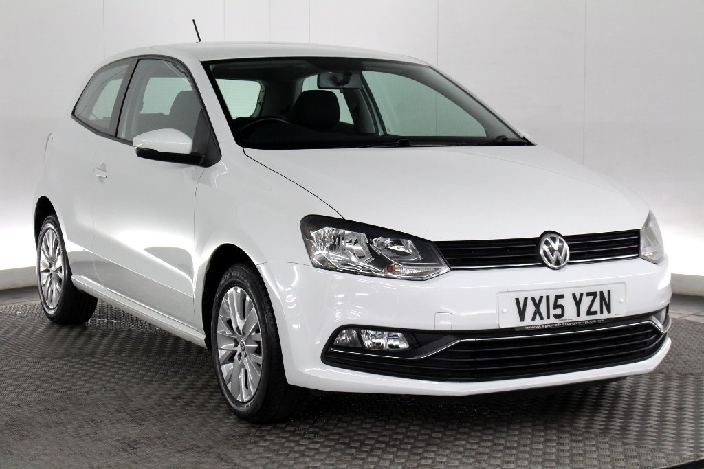 View our 2015 15 VOLKSWAGEN POLO 1.0 BlueMotion Tech SE (s/s) 3dr