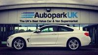 2014 BMW 4 SERIES 2.0 420D XDRIVE M SPORT 2d 181 BHP £16495.00