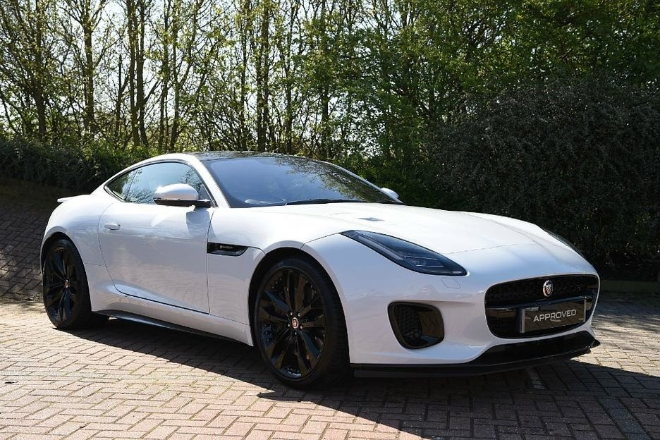 View our 2018 18 JAGUAR F-TYPE Jaguar F-Type P380 R-DYNAMIC AWD 3.0 2dr