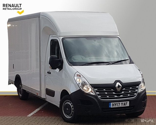 View our 2017 17 RENAULT MASTER 2.3 LL35 BUSINESS DCI LUTON 1d 130 BHP