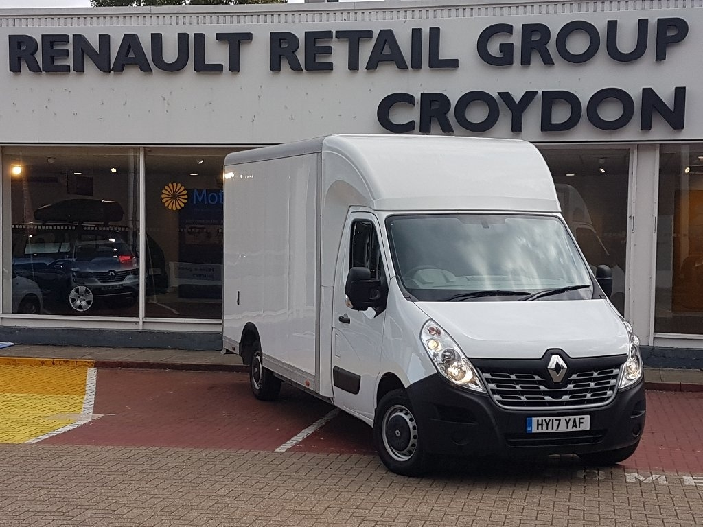 RENAULT MASTER at Click Motors