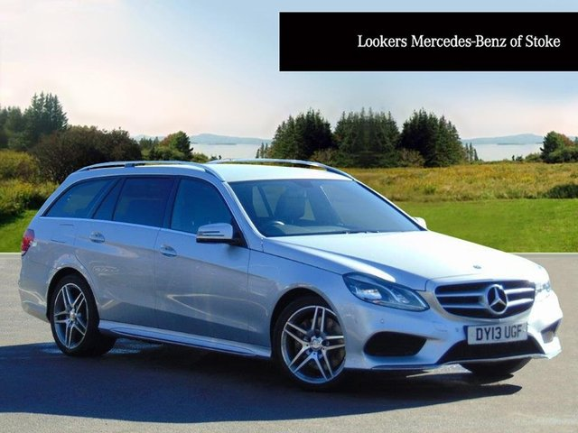 View our 2013 13 MERCEDES-BENZ E-CLASS Mercedes-Benz E Class E350 BlueTEC AMG Sport 5dr 7G-Tronic 3.0