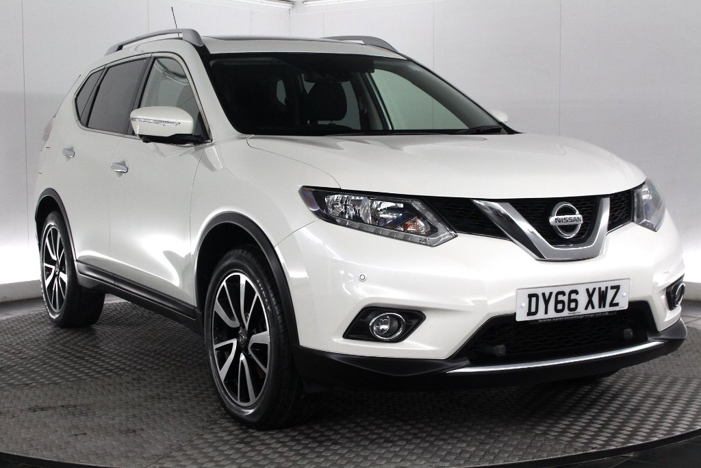 View our 2016 66 NISSAN X-TRAIL 1.6 dCi N-TEC 4WD (s/s) 5dr