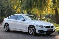 2015 BMW 4 SERIES 2.0 420D SPORT GRAN COUPE 4d AUTO 181 BHP