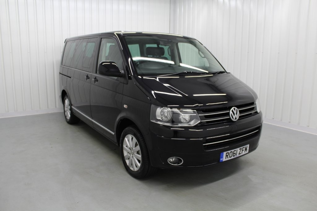 View our 2011 61 VOLKSWAGEN CARAVELLE 2.0 EXECUTIVE TDI 5d AUTO 177 BHP